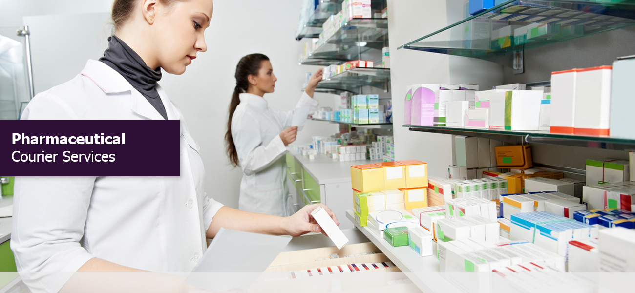 Pharmaceutical Courier Services