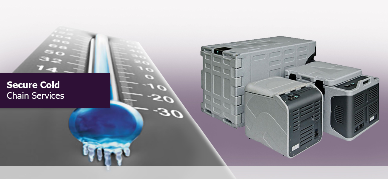 Secure Cold Chain Services